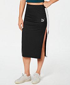 Puma Classics Ribbed Skirt