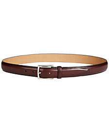 Cole Haan Men's Pressed-Edge Dress Belt
