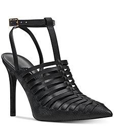 Nine West TLank Strappy Pumps