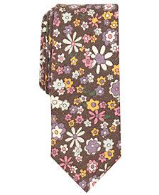 Tallia Men's Altman Floral Slim Tie