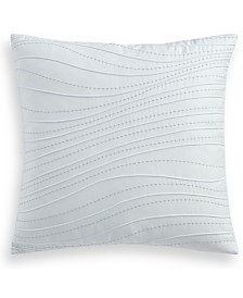 "Hotel Collection Ethereal 18"" Square Decorative Pillow, Created for Macy's"