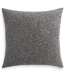 """Hotel Collection Iridescence 18"""" Square Decorative Pillow, Created for Macy's"""