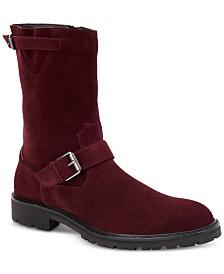 Calvin Klein Men's Ugilio Faux Suede Boots
