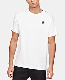 G-Star RAW Men's Satur Logo Taping T-Shirt, Created for Macy's