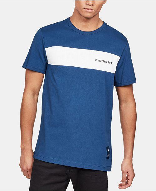 G Star Raw Men's Rodis Graphic T Shirt, Created For Macy's