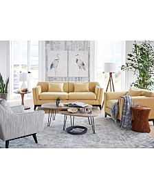 Cistella Fabric Sofa Collection