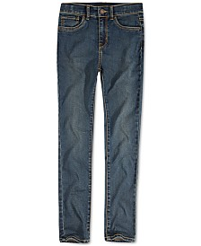 Levi's® Big Girls High Rise Skinny Jeans