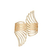 Cut Out Wing Hinge Bracelet