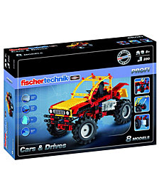 Fischertechnik Car and Drives Construction Set