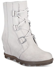 Sorel Women's Joan of Arctic Wedge II Waterproof Booties