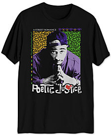 Poetic Justice Men's Graphic T-Shirt