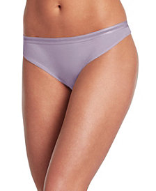 Jockey Supima Cotton Allure Thong 1628, Created for Macy's