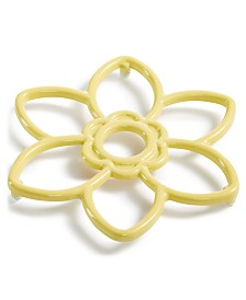 Martha Stewart Collection Flower Trivet, Created for Macy's