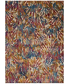 "Dreamscape DM-05 Tropical 5' x 7'6"" Area Rug"