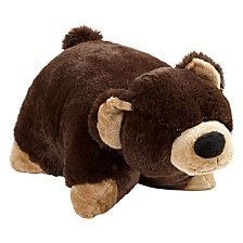 Pillow Pets Signature Mr. Bear Stuffed Animal Plush Toy