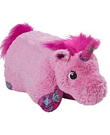 Pillow Pets Colorful Unicorn Stuffed Animal Plush Toy