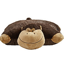 Pillow Pets Signature Silly Monkey Stuffed Animal Plush Toy