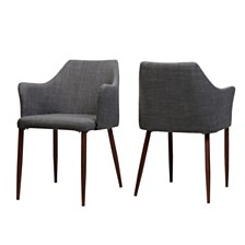 Nadya Dining Chairs (Set Of 2), Quick Ship