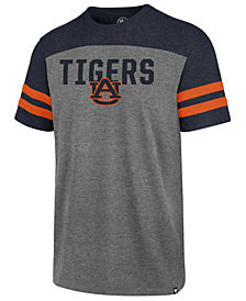 '47 Brand Men's Auburn Tigers Tri-Colored T-Shirt