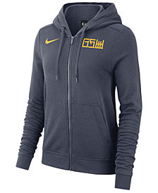 Nike Women's Golden State Warriors City Edition Full-Zip Hoodie