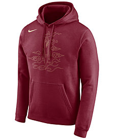 Nike Men's Houston Rockets City Club Fleece Hoodie