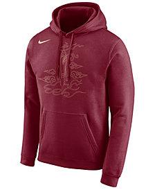 Nike Men's Houston Rockets City Club Fleece Hoodie