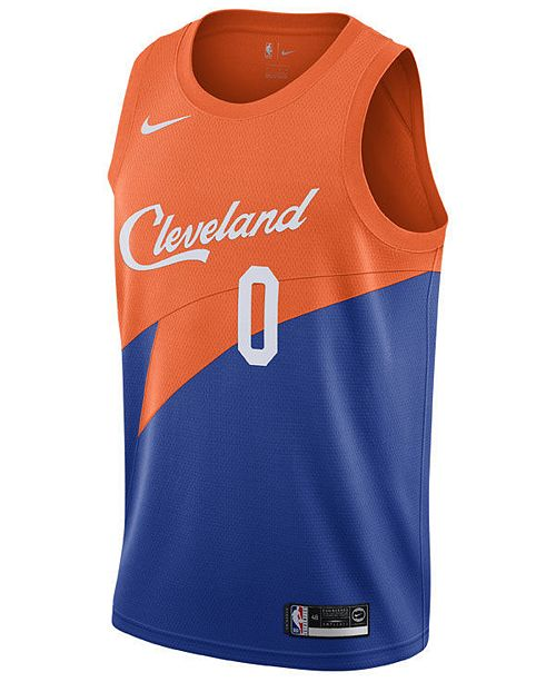premium selection 8907f 66441 Men's Kevin Love Cleveland Cavaliers City Swingman Jersey 2018