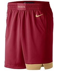 Men's Houston Rockets City Swingman Shorts