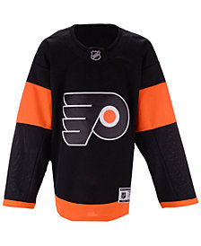 Outerstuff Philadelphia Flyers Alternate Blank Premier Jersey, Big Boys (8-20)