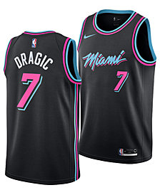 Nike Goran Dragic Miami Heat City Edition Swingman Jersey 2018, Big Boys (8-20)