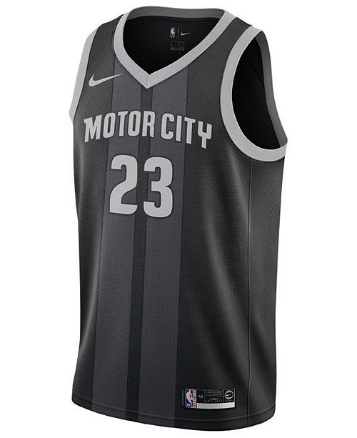 6a09147f7 Nike Blake Griffin Detroit Pistons City Edition Swingman Jersey 2018 ...