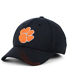 Top of the World Clemson Tigers Pitted Flex Cap