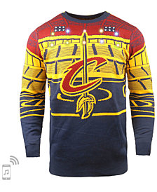 Forever Collectibles Men's Cleveland Cavaliers Bluetooth Sweater