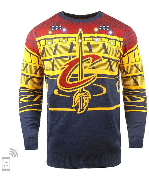 buy popular 0a0a0 36473 Men's Cleveland Cavaliers Bluetooth Sweater