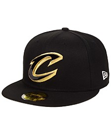 New Era Cleveland Cavaliers Metal Mash Up 59FIFTY-FITTED Cap