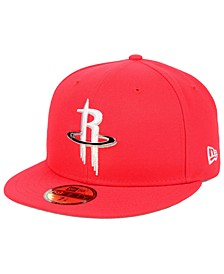 Houston Rockets Metal Mash Up 59FIFTY-FITTED Cap