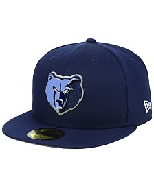 New Era Memphis Grizzlies Metal Mash Up 59FIFTY-FITTED Cap