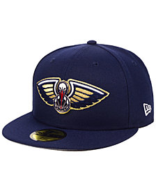 New Era New Orleans Pelicans Metal Mash Up 59FIFTY-FITTED Cap