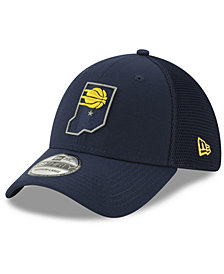 New Era Indiana Pacers City Series 39THIRTY Cap