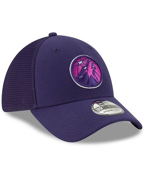 new concept f60d9 5cc4c ... New Era Minnesota Timberwolves City Series 39THIRTY Cap ...