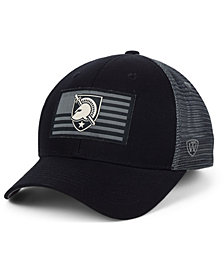 Top of the World Army Black Knights Back the School Flag Trucker Cap