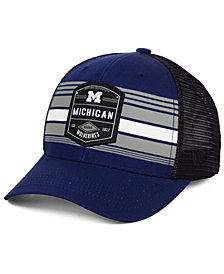 Top of the World Michigan Wolverines Branded Trucker Cap