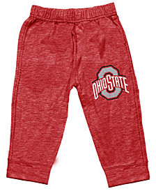 Wes & Willy Ohio State Buckeyes Basic Fleece Pants, Toddler Boys (2T-4T)