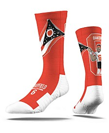 Strideline Baker Mayfield Action Crew Socks