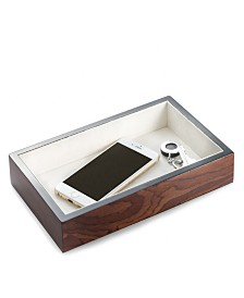 Wood Valet Box