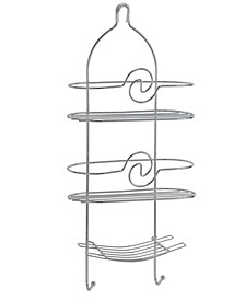 Curved Design Shower Caddy