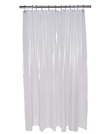 Bath Bliss Extra Long Shower Liner