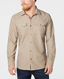 Hi-Tec Men's Hazel Stretch Flannel Shirt