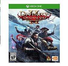 Xbox 1 Divinity: Original Sin II