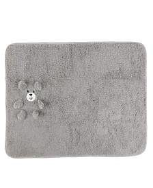 Animal Pal Plush Sherpa Baby Blanket